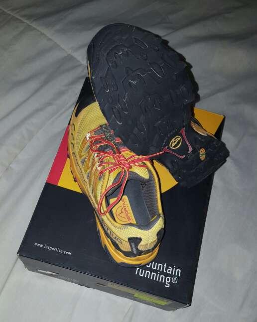 Imagen producto Zapatillas trail. La Sportiva  4