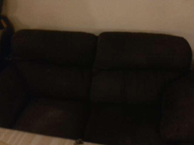Imagen 2 sofas de 2 plazas
