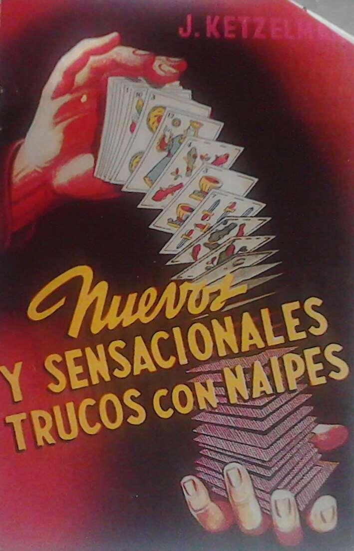 Imagen nuevos y sensacionales trucos con naipes