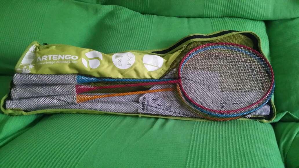 Imagen Set de badminton