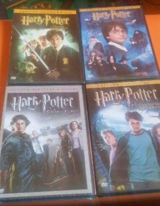 Imagen Películas Harry Potter