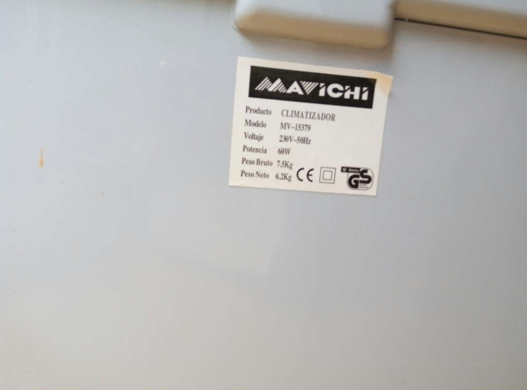 Imagen producto Climatizador MAVICHI  MV-15379 4