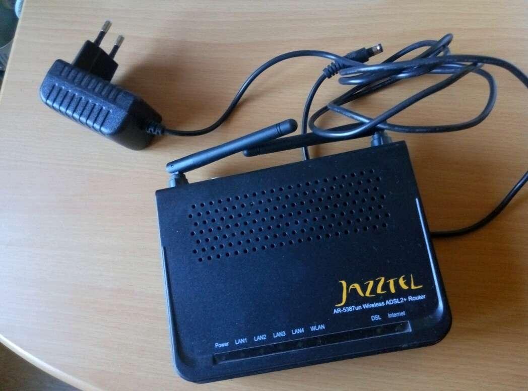 Imagen AR-5387un Wireless ADSL2 +Router JAZZTEL