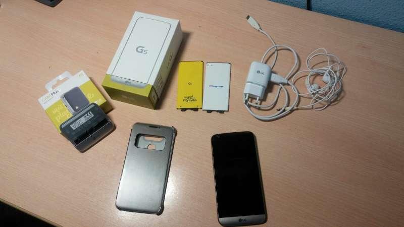 Imagen Smartphone LG G5