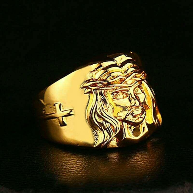 Imagen anillo de jesucristo