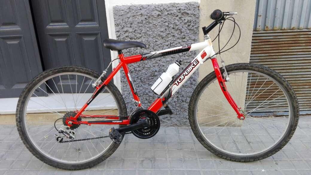 Imagen Bicicleta montaña mtb topbike