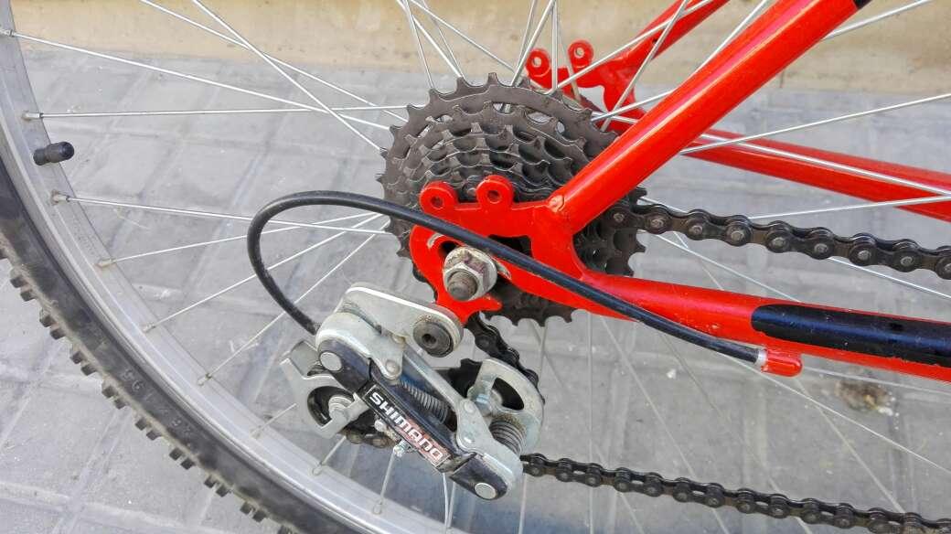 Imagen producto Bicicleta montaña mtb topbike 2