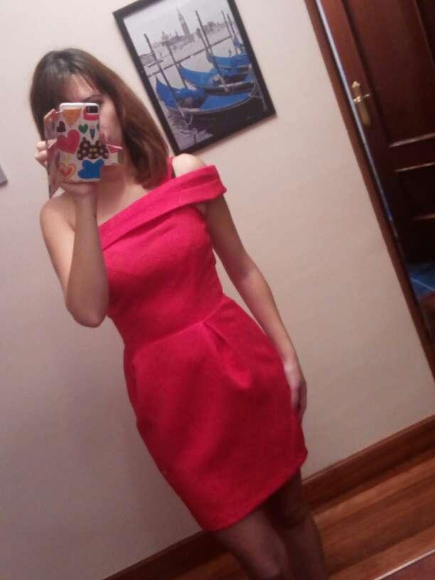 Imagen vestido talla S, de Blanco