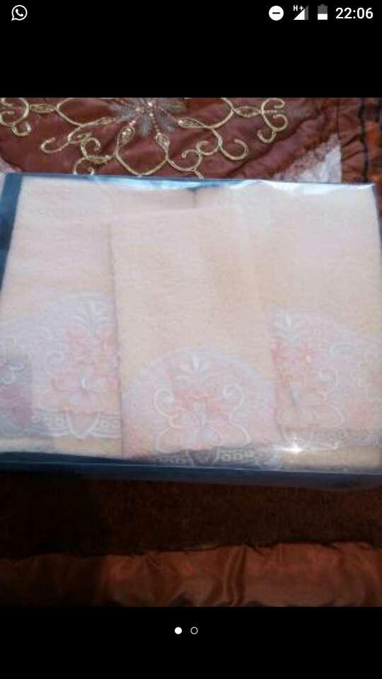 Imagen producto Juego de toallas 1