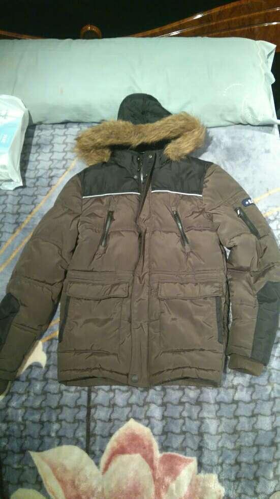 Imagen abrigo invierno