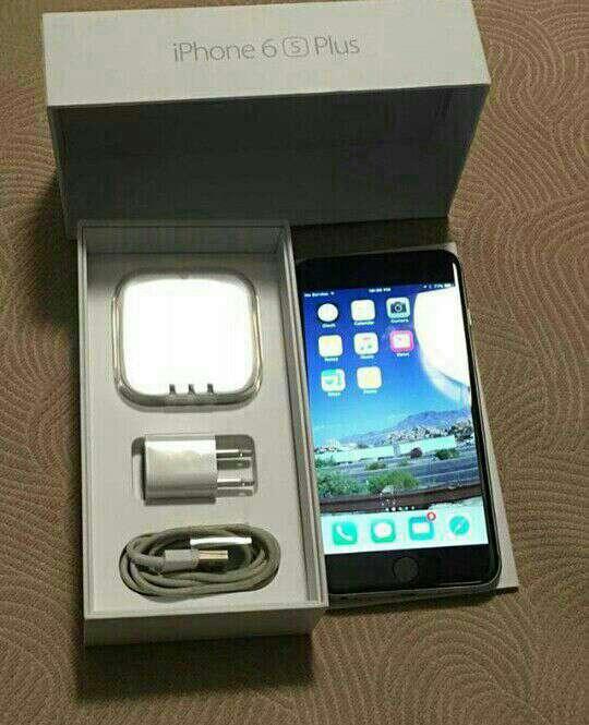 Imagen Grey iPhone 6s plus