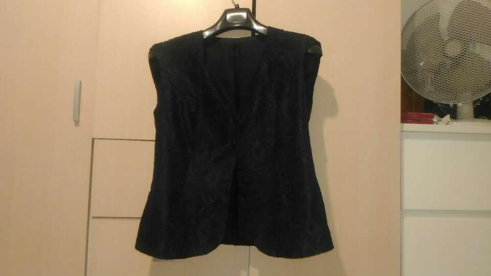 Imagen producto Camisa/chaleco mujer de encaje 2