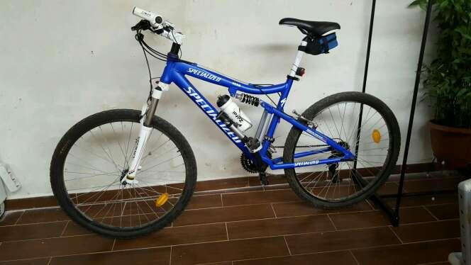 Imagen vedo bicicleta