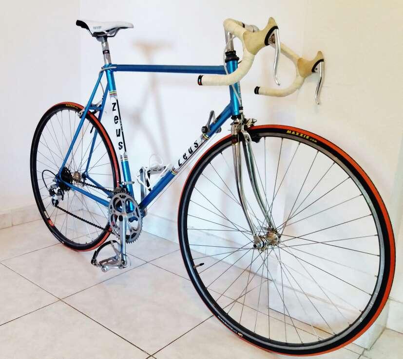 Imagen producto Bicicleta zeus profesional 2