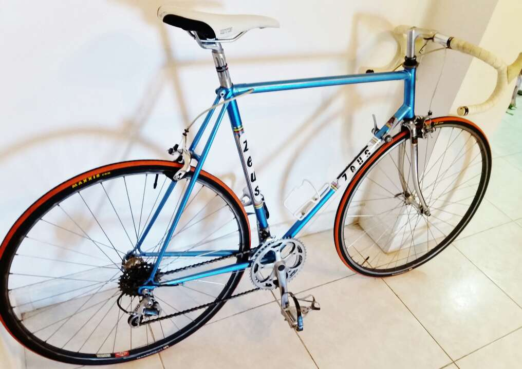 Imagen producto Bicicleta zeus profesional 3