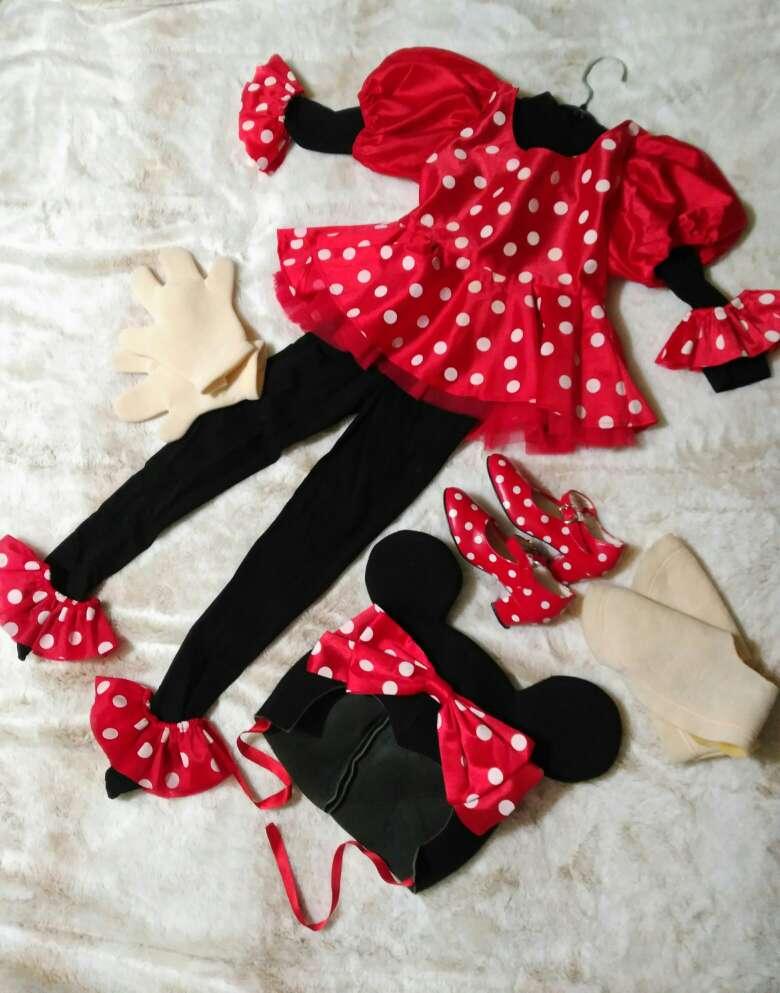 Imagen producto Disfraz infantil Minnie Mouse 1