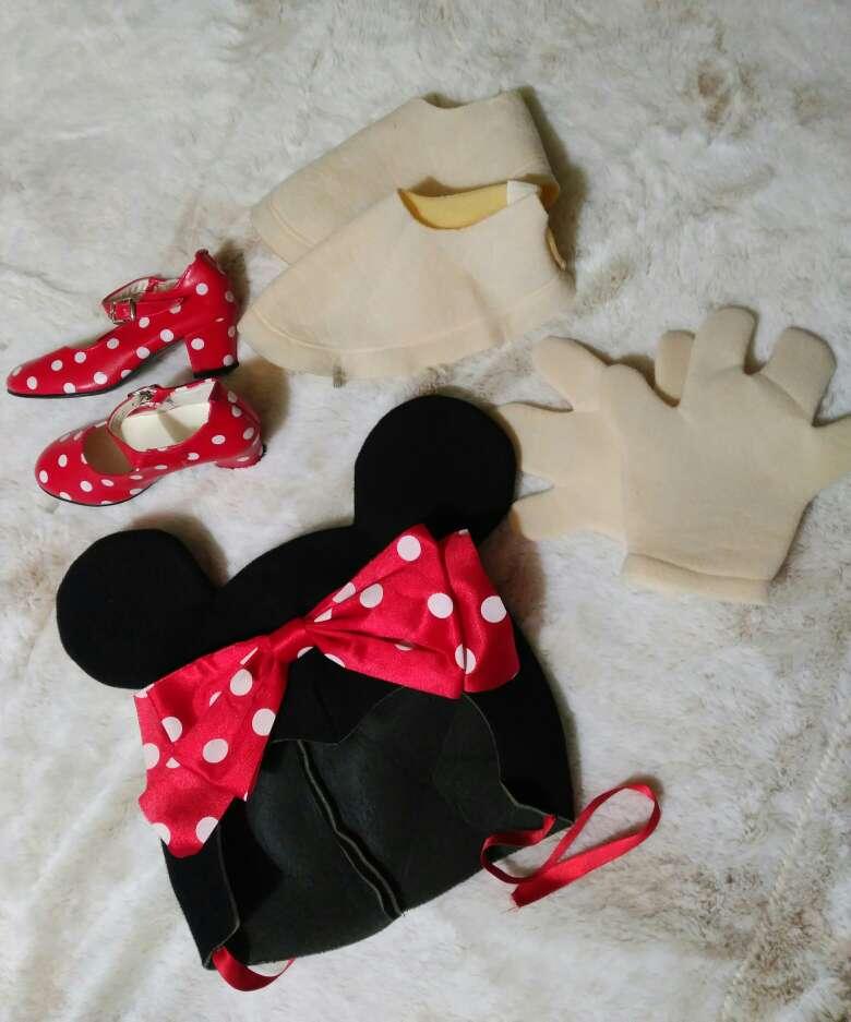 Imagen producto Disfraz infantil Minnie Mouse 2
