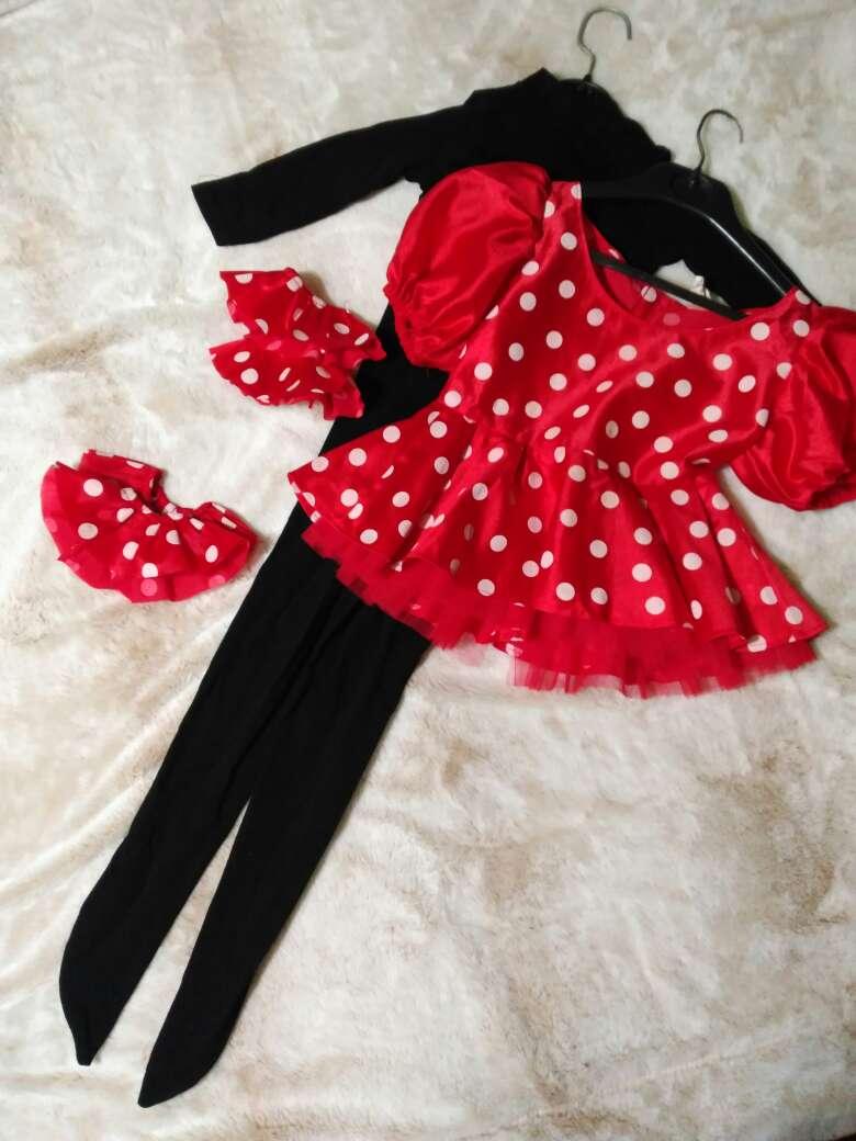 Imagen producto Disfraz infantil Minnie Mouse 3