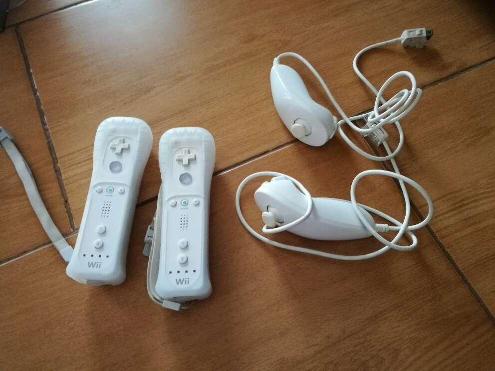 Imagen Vendo Wii