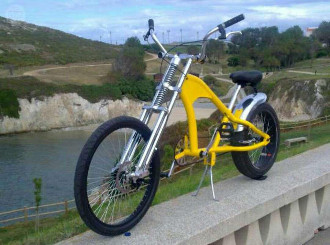 Imagen producto Bicicleta CHOPPER exclusiva 1