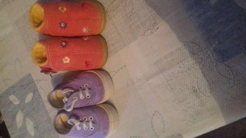 Imagen  zapatos de bebé