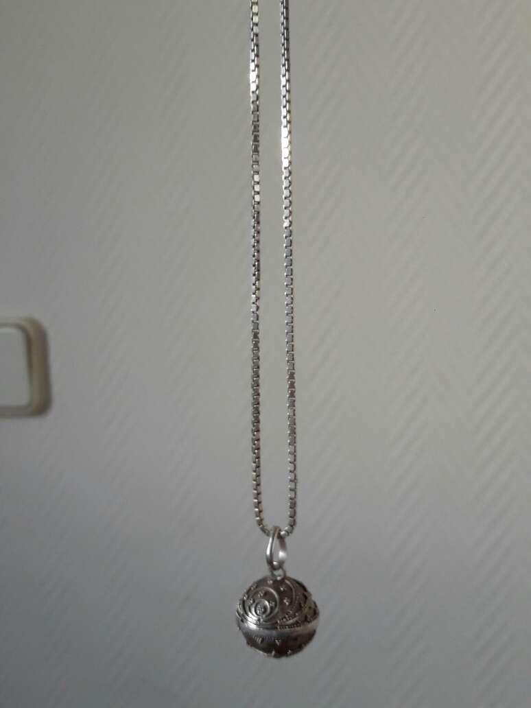 Imagen producto Collar plata aristocrazy  3