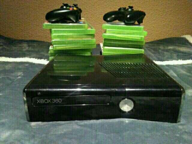 Imagen Xbox360 500gb 14juegos