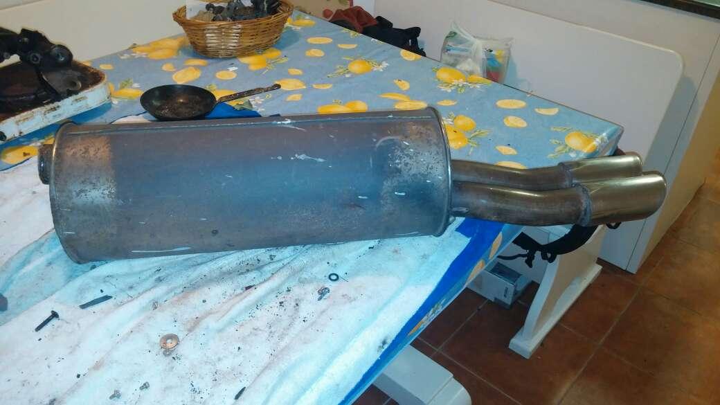 Imagen producto Silenciador Final Ibiza FR 1.8 20vt 4