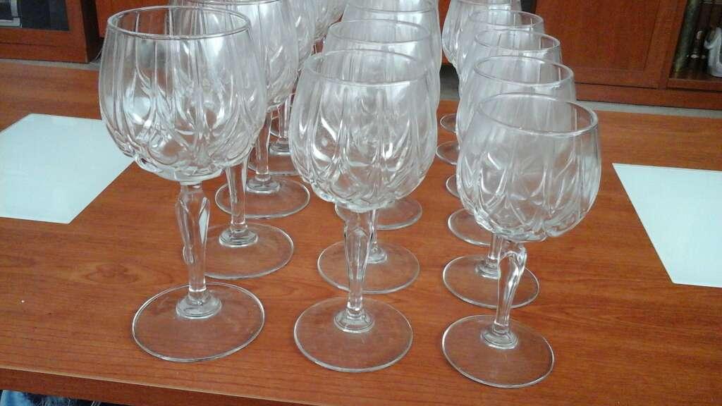 Imagen copas cristal