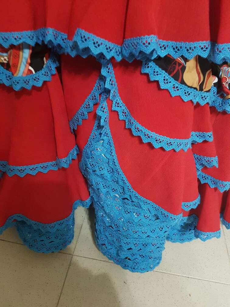 Imagen producto Traje de flamenca  3