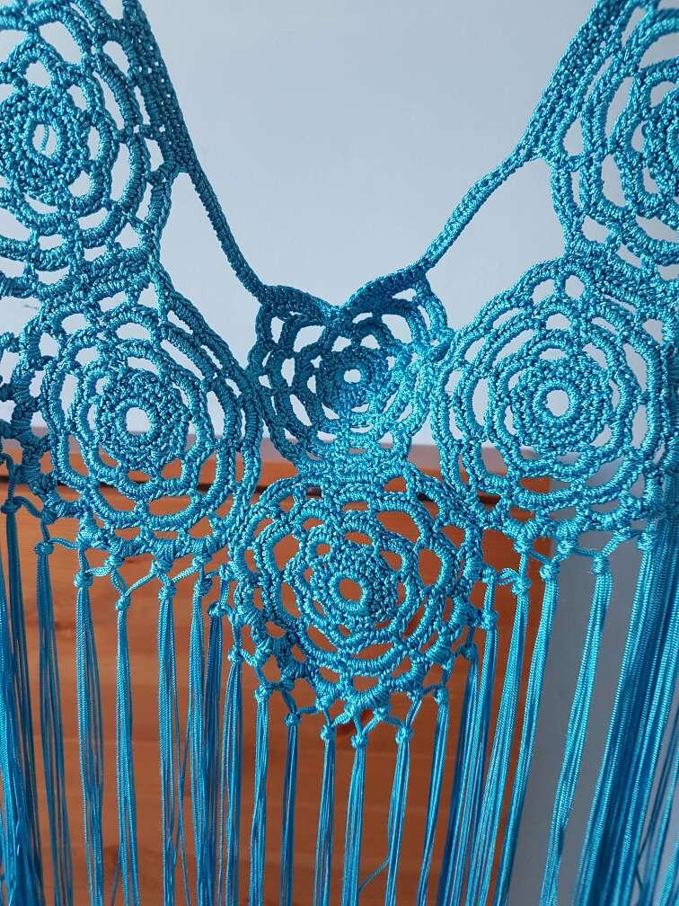 Imagen Mantoncillo crochet