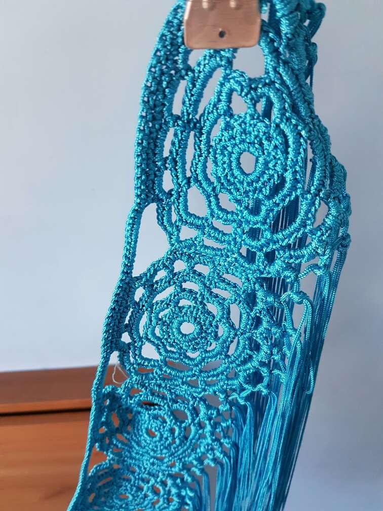 Imagen producto Mantoncillo crochet  2