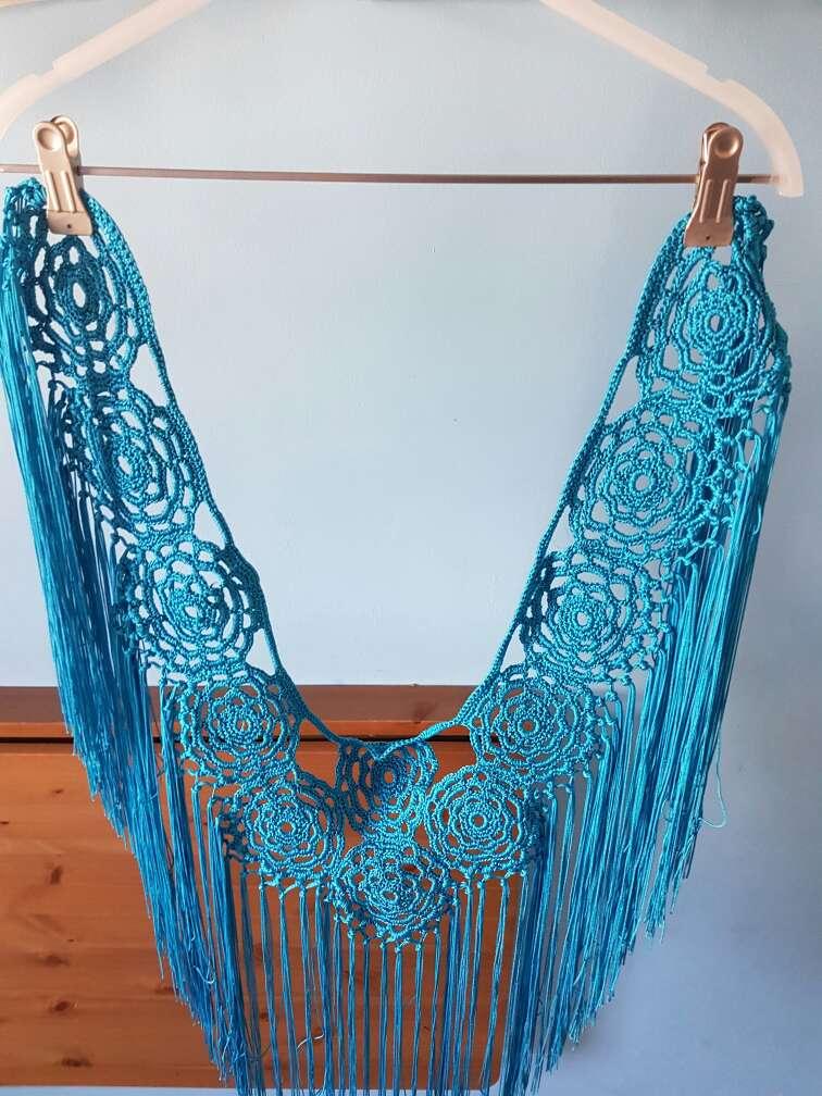 Imagen producto Mantoncillo crochet  3