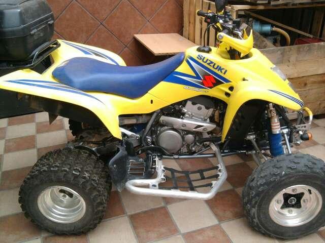 Imagen quads suzuki ltz 400 vendo o cambio por buggy de 400cc o +
