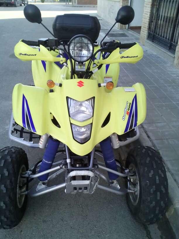 Imagen producto Quads suzuki ltz 400 vendo o cambio por buggy de 400cc o + 2