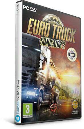 Imagen Euro Truck Simulator 2 Juego Pc