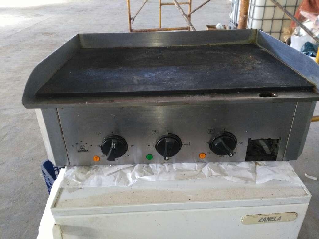 Imagen plancha industrial