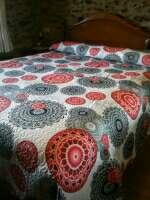 Imagen Colcha bouti para cama 1.50