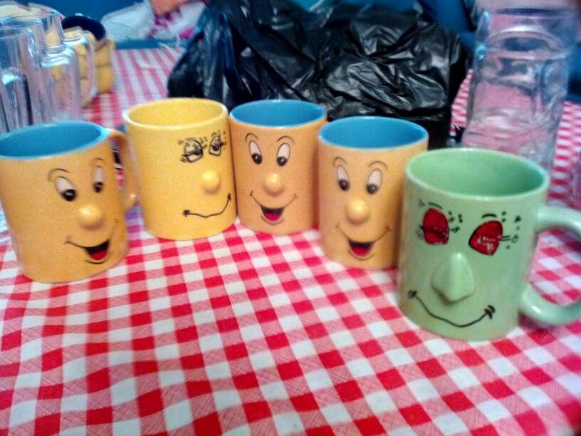 Imagen producto Juego de cafe y tazas y cuencos 2