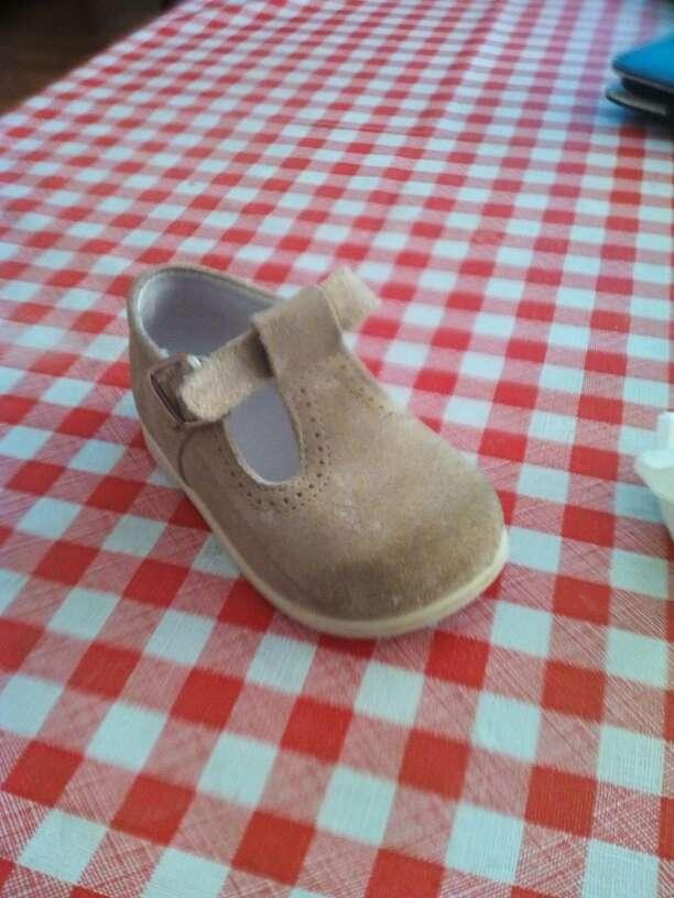 Imagen zapato niño o niña