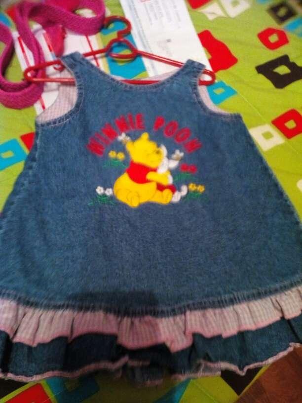 Imagen ropa niño y niña