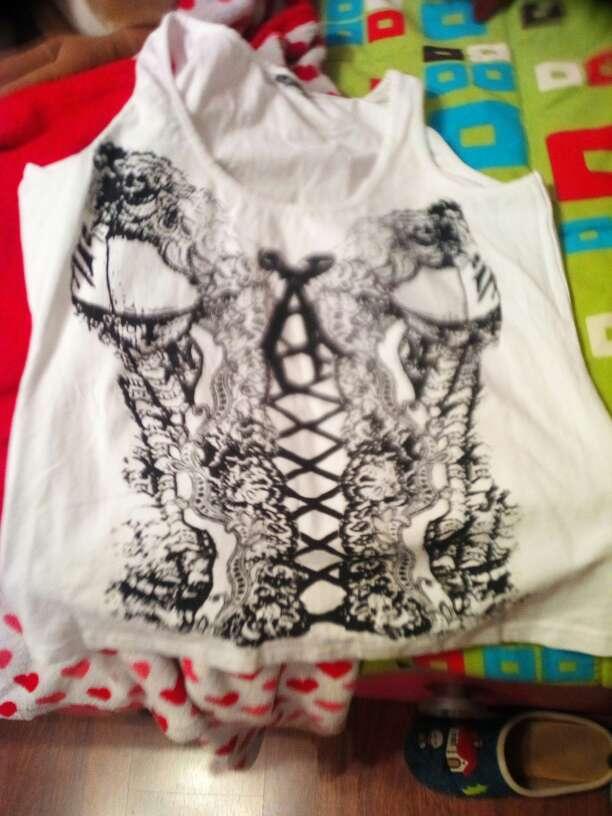 Imagen camiseta chica