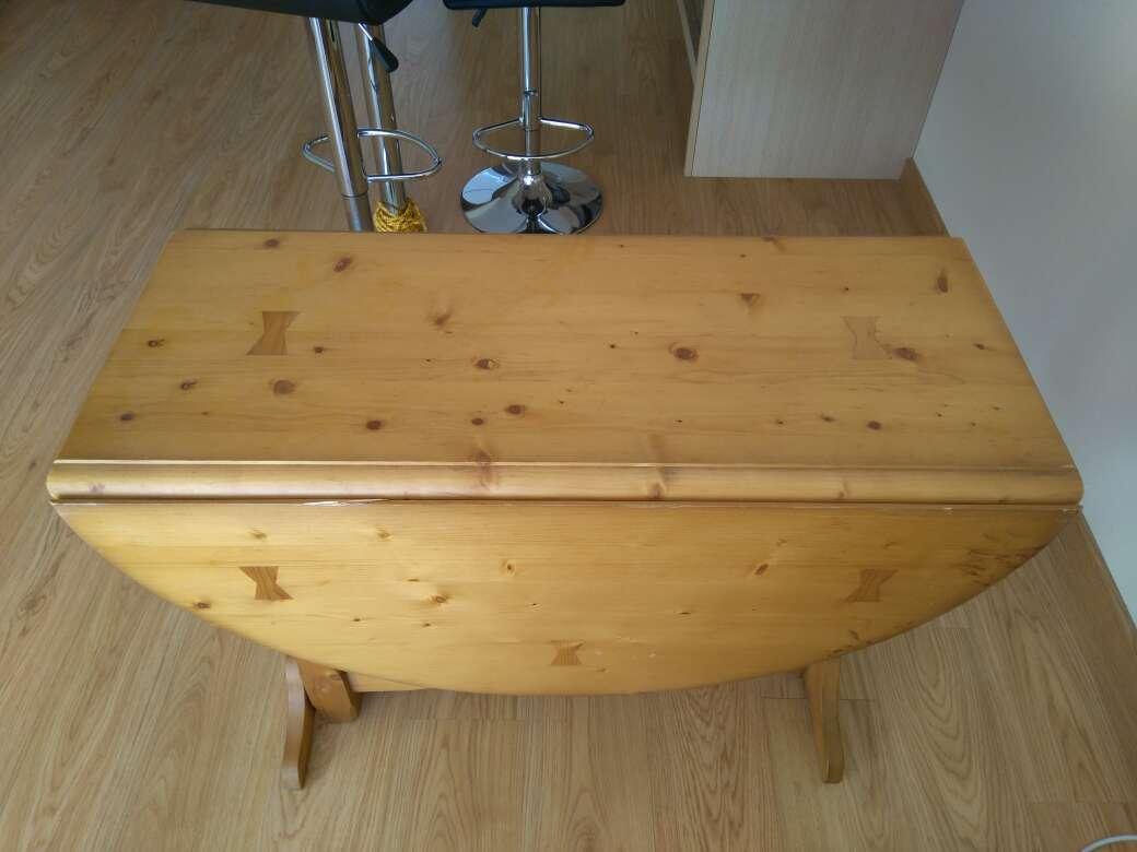 Imagen producto Mesa de madera maciza 3