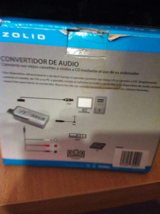 Imagen convertidor de audio