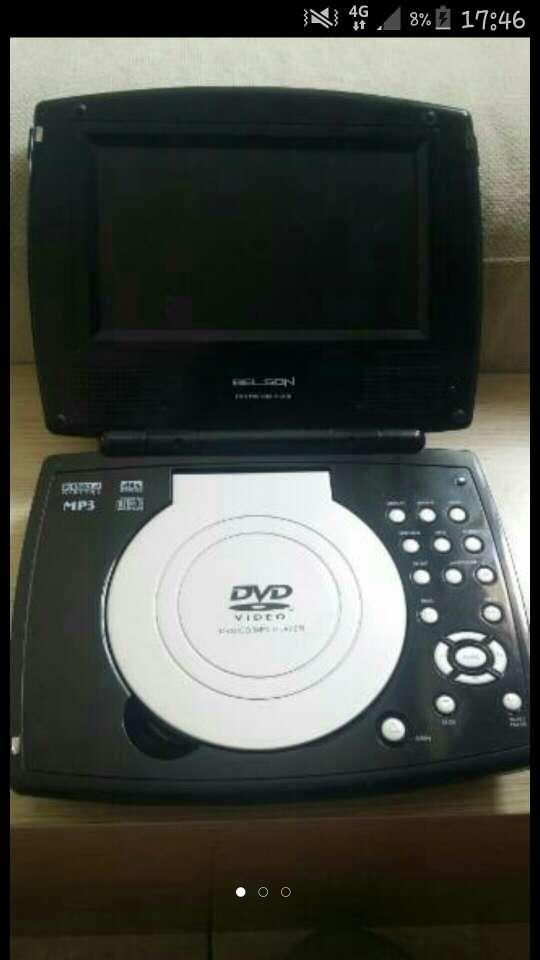 Imagen DVD portatil