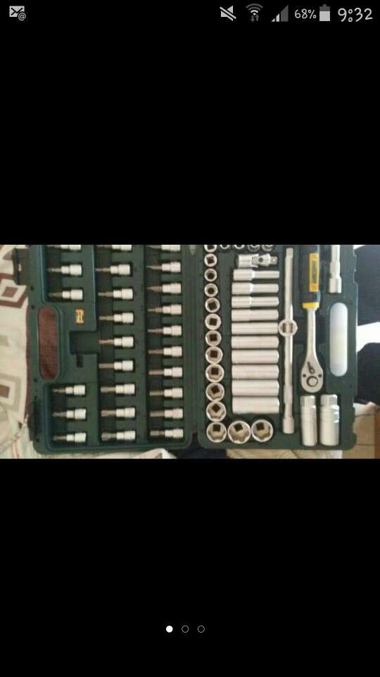 Imagen maletín herramientas 60 piezas