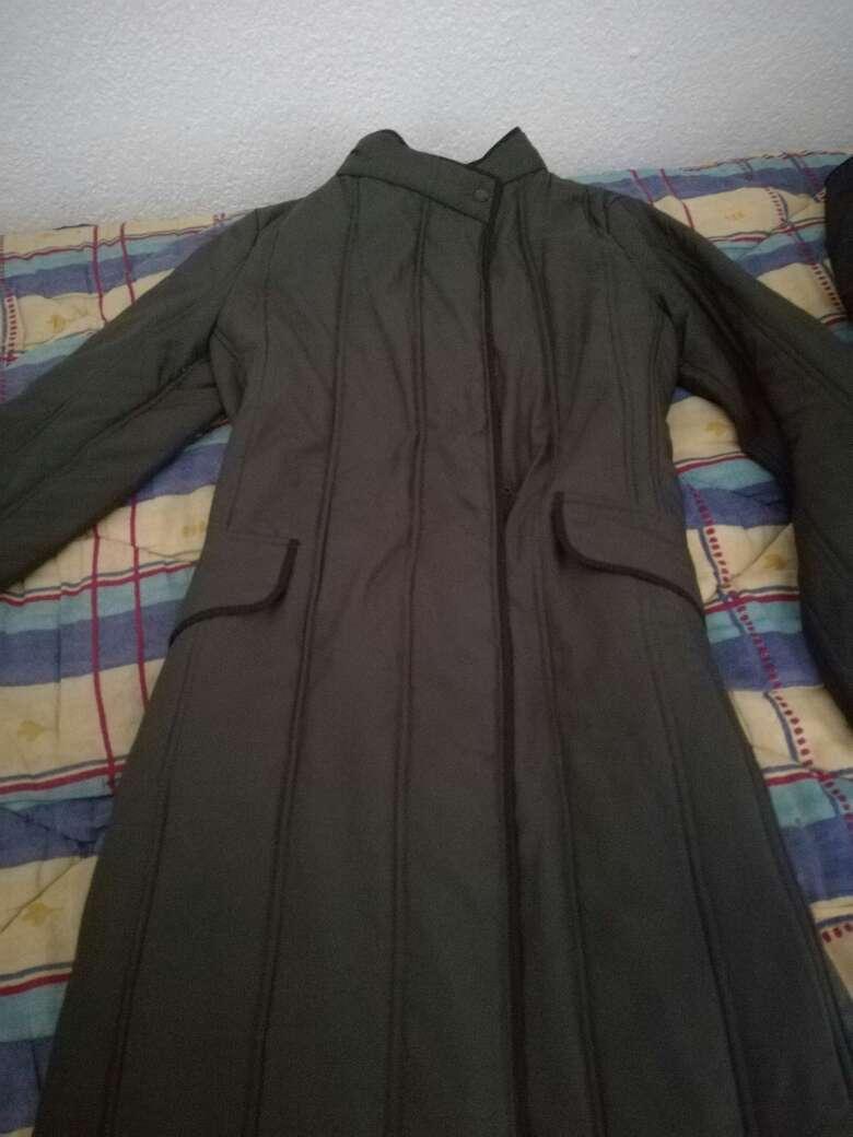 Imagen chaquetón largo mujer