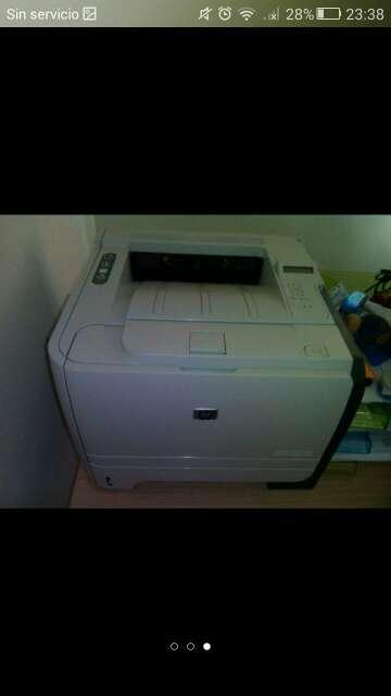 Imagen impresora HP Láser JET P2055dn