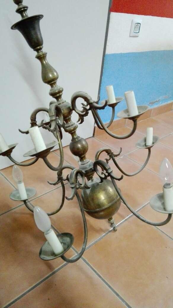 Imagen producto Lámpara techo antigua 3