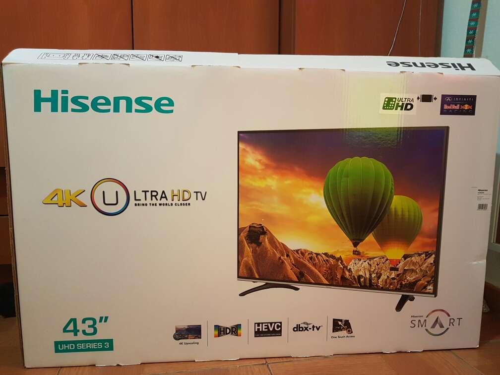 Imagen producto Tv hisense  2